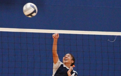 JV volleyball girls end season with win over Baldwin