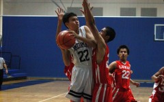 Lunas take second win over JV boys basketball