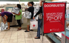 Black Friday sales take over after Thanksgiving dinner