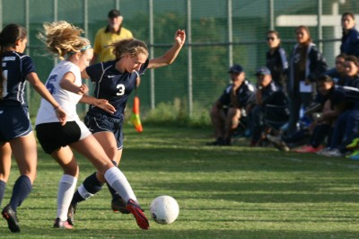 Girls soccer dominates Seabury Spartans