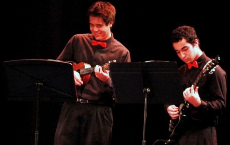 Band brings Christmas spirit in Winter Concert