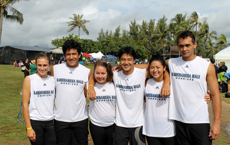 Mixed paddling crew places 5th at state regatta
