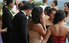 "Junior class celebrates their ""Silver Linings"" at prom"